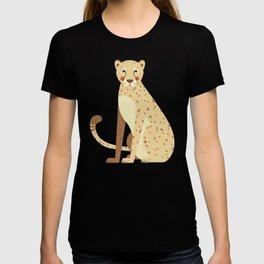 Cheetah, African Wildlife T-shirt