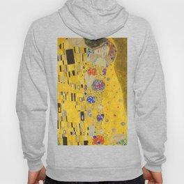 Gustav Klimt The Kiss Detail Hoody