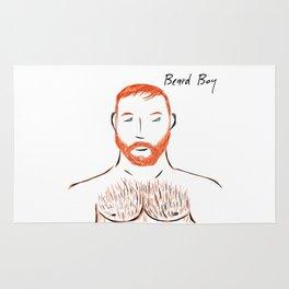 Beard Boy: Seth Rug