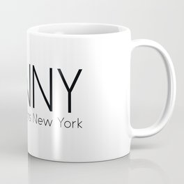 Animation Nights New York Logo Coffee Mug
