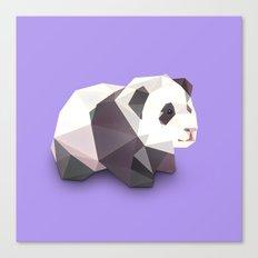 Panda. Canvas Print