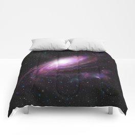 Rosea Galaxy Comforters