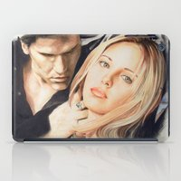 buffy iPad Cases featuring Buffy - The Vampire Slayer by ChiaraG27