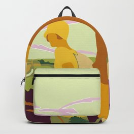 Yorkshire Moors hiking Backpack