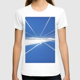 White Suspension T-shirt