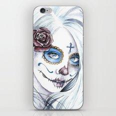 La Bella Muerte  iPhone & iPod Skin