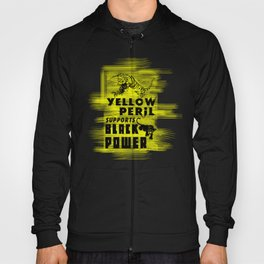 Yellow Peril Supports Black Power Hoody
