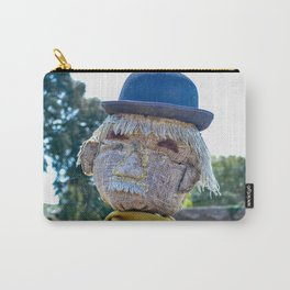 The Lost Gardens of Heligan - Diggory the Scarecrow's Face Carry-All Pouch