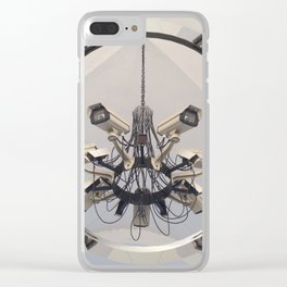 Spy Clear iPhone Case