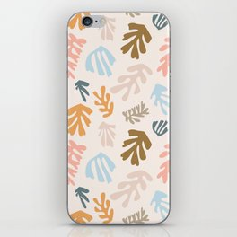 Seaweeds and sand iPhone Skin