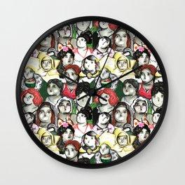 BOTERO Wall Clock
