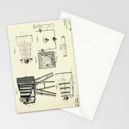 Photographic Camera-1885 Stationery Cards