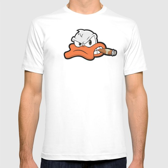 Smoking Duck T-shirt