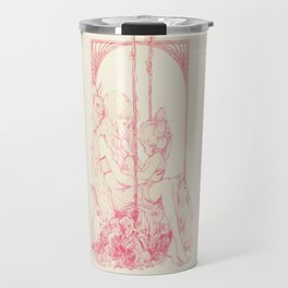 Lady Bunny Travel Mug