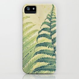 Shady Dancer iPhone Case
