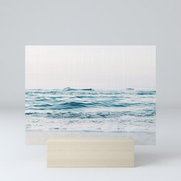 Beach Wave Art Print Mini Art Print