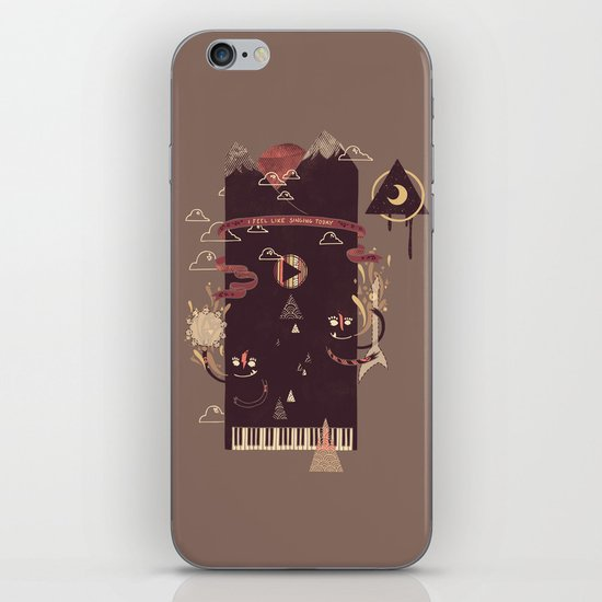 Play! iPhone & iPod Skin