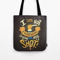 My Shot Tote Bag