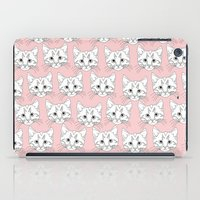 a lot of cats iPad Cases featuring a lot of cats by galactikat