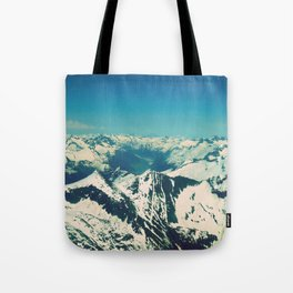 Mountain Peaks | Photography Tote Bag