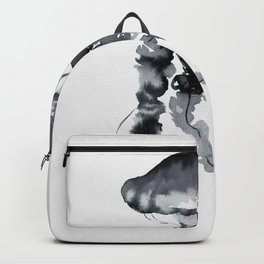 Jellyfish - Ink Backpack