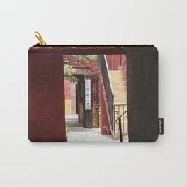 Red Door Internet Carry-All Pouch