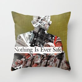 Eisenhower Throw Pillow