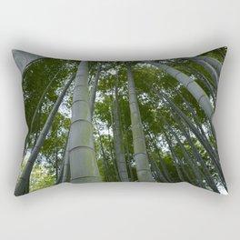 Bambu forest Rectangular Pillow