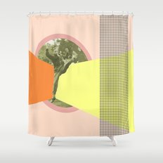 JUMPING AROUND Shower Curtain