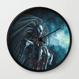 Beryllium Princess II Wall Clock