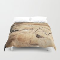 picasso Duvet Covers featuring Before Picasso by anipani