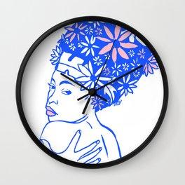 Badu Wall Clock