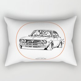 Crazy Car Art 0187 Rectangular Pillow