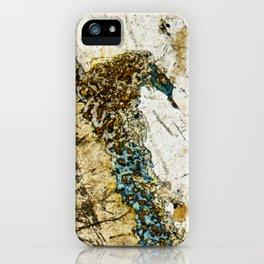 Dolerite 01 - Seahorse iPhone Case