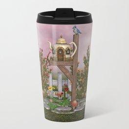 Seasons Mailbox Spring Travel Mug