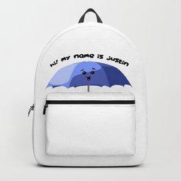 justin casey Backpack