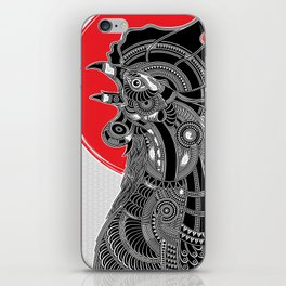roar from the east iPhone Skin