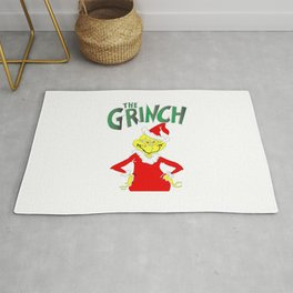 The Grinch Rug