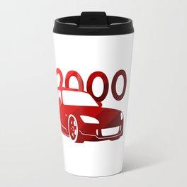 Honda S2000 - classic red - Travel Mug