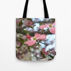 No matter how long the winter, spring is sure to follow.  ~Proverb Tote Bag