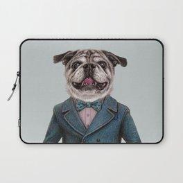 dog portrait Laptop Sleeve