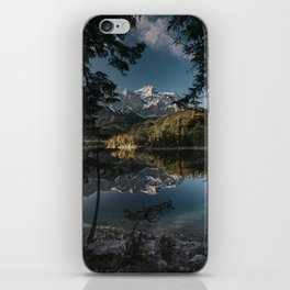 Lake Mood - Landscape and Nature Photography iPhone Skin