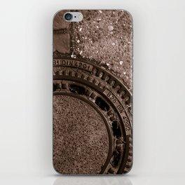 Street Design iPhone Skin