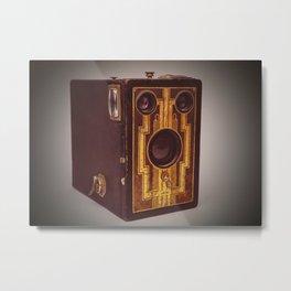 Brownie Camera Metal Print