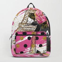 Fashion Paris #1 Backpack