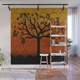 Fruits Talk Wall Mural