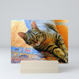 Click, Wha...! Mini Art Print