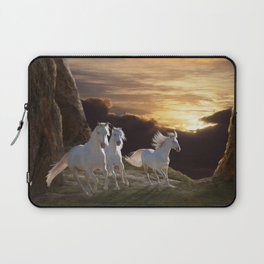 Above the Storm Laptop Sleeve