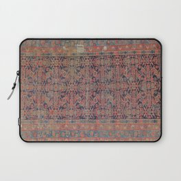 Traditional vibrant rug Laptop Sleeve