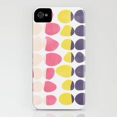 Painted Pebbles 3 iPhone (4, 4s) Slim Case